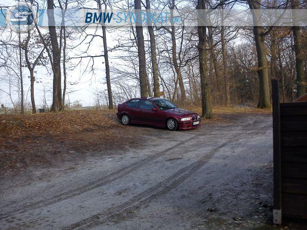 EX E 36 316i Compact zur Vorstellung EX - 3er BMW - E36