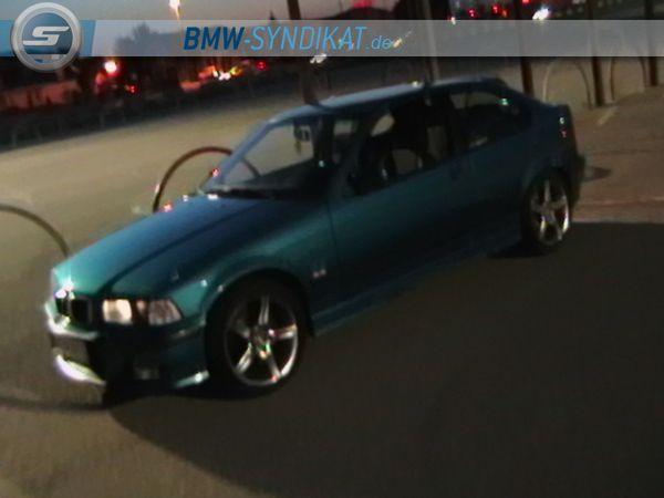 """E36 323ti Compi Individual """"Brutus"""" ;) - 3er BMW - E36"""