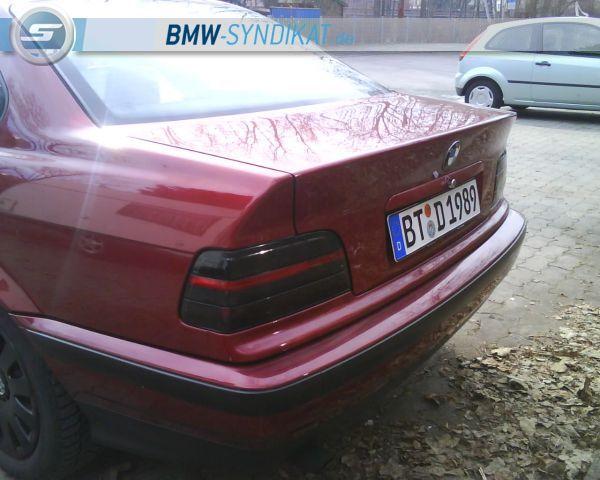 Jimmy' Calypso - 3er BMW - E36