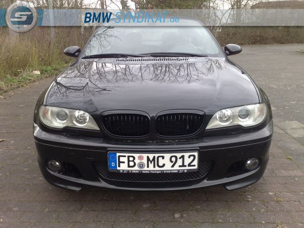e 46 330ci m sport packet ii facelift 3er bmw e46 cabrio tuning fotos bilder. Black Bedroom Furniture Sets. Home Design Ideas