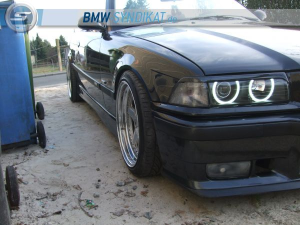 E36 320i Cabrio - 3er BMW - E36