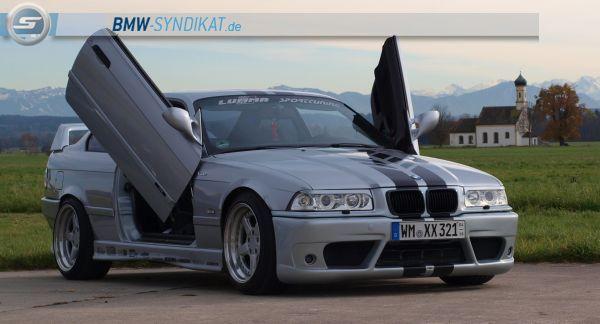 E36 M3 3.2 Coupe - 3er BMW - E36