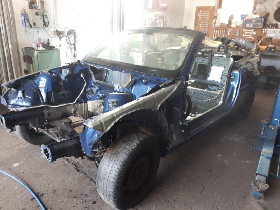 E46 M3 Cabrio RHD auf LHD Neuaufbau - 3er BMW - E46
