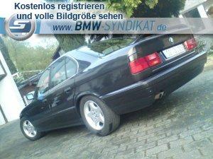 Mein Wupp [ 5er BMW E34 ]