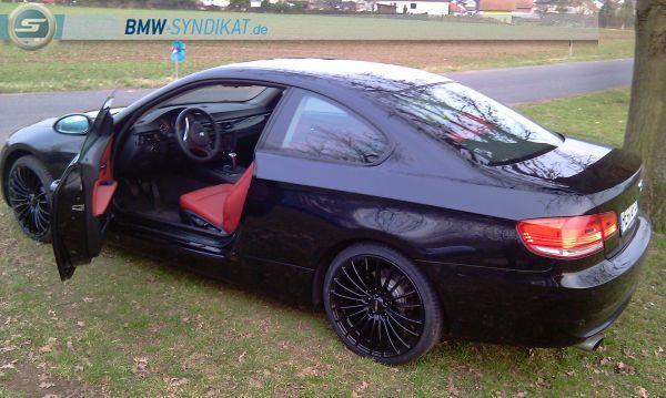 BMW e92 320i Coupe - 3er BMW - E90 / E91 / E92 / E93 - IMAG0065.jpg