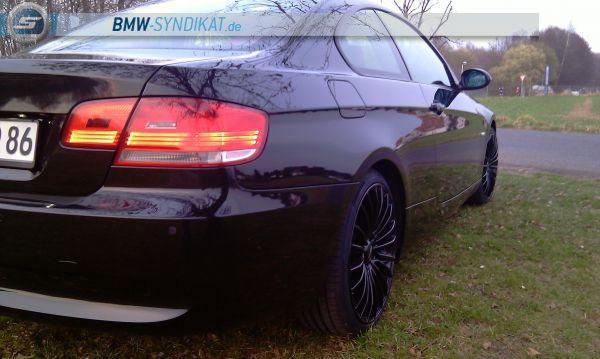 BMW e92 320i Coupe - 3er BMW - E90 / E91 / E92 / E93 - IMAG0066.jpg