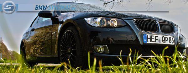 BMW e92 320i Coupe - 3er BMW - E90 / E91 / E92 / E93