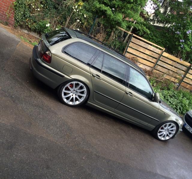 Mein E46 330d Touring Individual - 3er BMW - E46