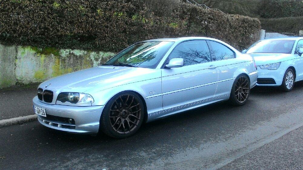 Bmw e46 323ci - 3er BMW - E46