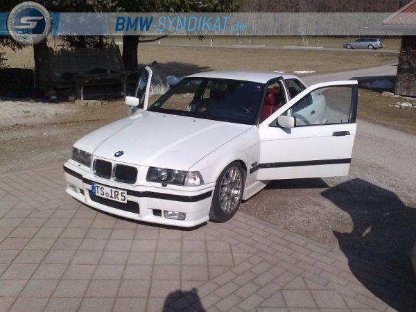 Bavaria's Best - 328i in Alpinweiss III - 3er BMW - E36