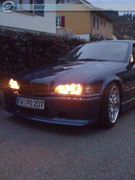 Mein Altes Baby ;-) E36 - 3er BMW - E36