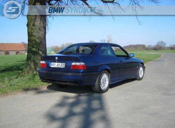 Mein BMW 328 M Avusblau - 3er BMW - E36