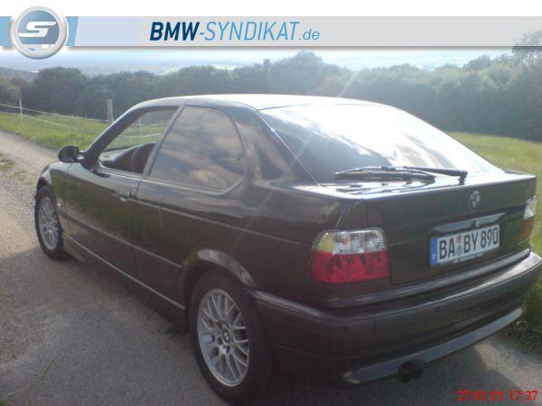 E36 Compact - mein Baby :) - 3er BMW - E36