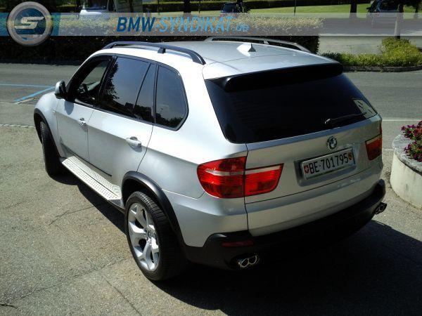 X5 E70 3.0d aus der CH - BMW X1, X2, X3, X4, X5, X6, X7