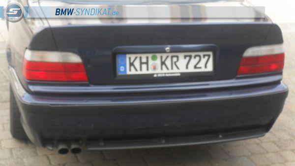 E 36 Coupe - 3er BMW - E36