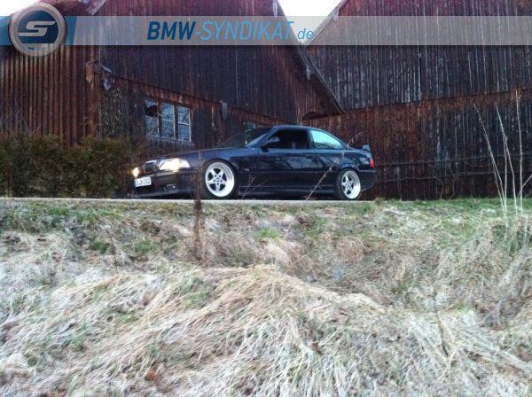 BMW E36, 325i Coupe - 3er BMW - E36