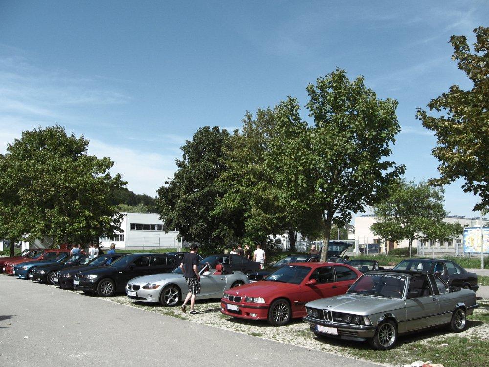 5. Meeting BMW-Freunde Ulm - Fotos von Treffen & Events