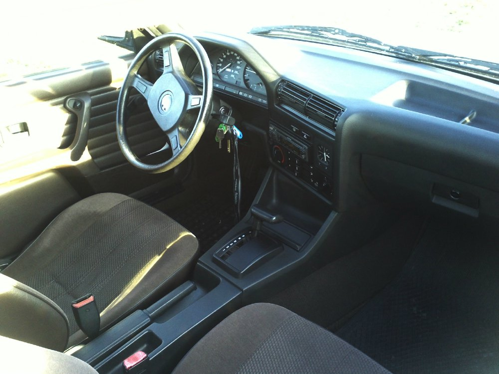318i Alltag - 3er BMW - E30
