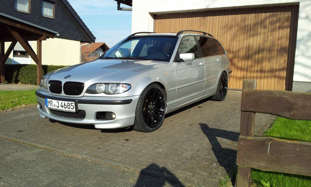 e46 330xi touring 3er bmw e46 touring tuning. Black Bedroom Furniture Sets. Home Design Ideas