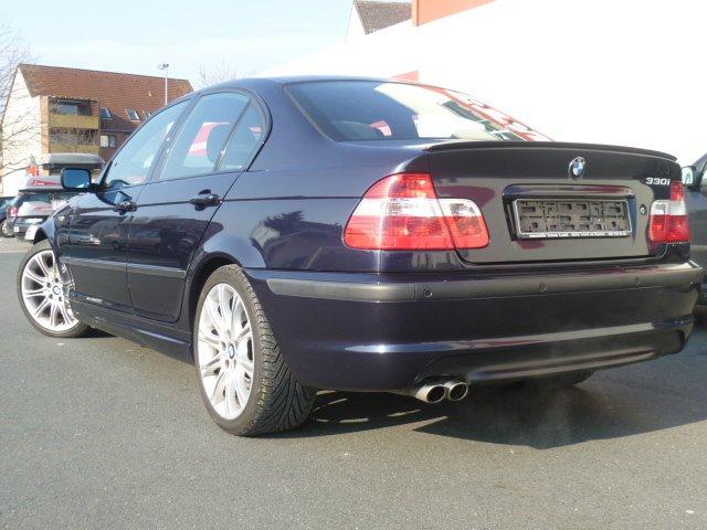 Weniger ist manchmal mehr ... oder doch nicht? - 3er BMW - E46
