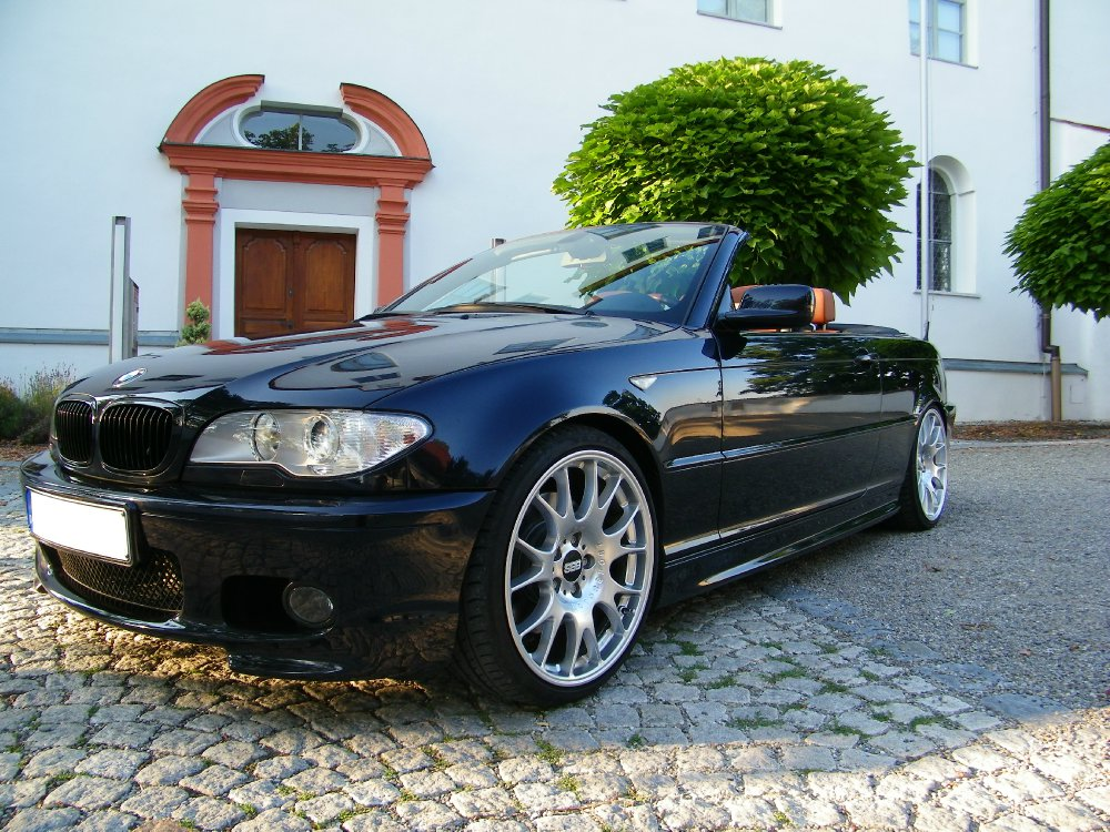 bmw 330 ci cabrio individual leder zimt 3er bmw e46 cabrio tuning fotos bilder. Black Bedroom Furniture Sets. Home Design Ideas