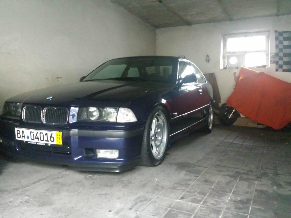 Bmw E36 328i Coupé (Motorüberholung) Update Bilder - 3er BMW - E36