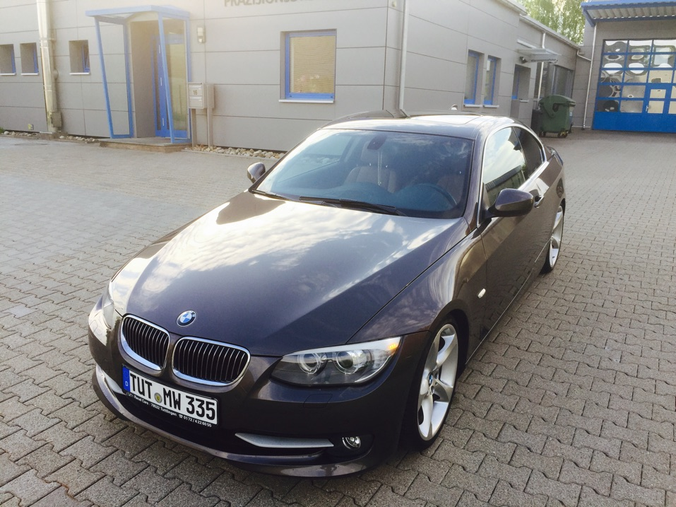 "E92 335i LCI Coupé ""täglicher Smile maker"" - 3er BMW - E90 / E91 / E92 / E93"