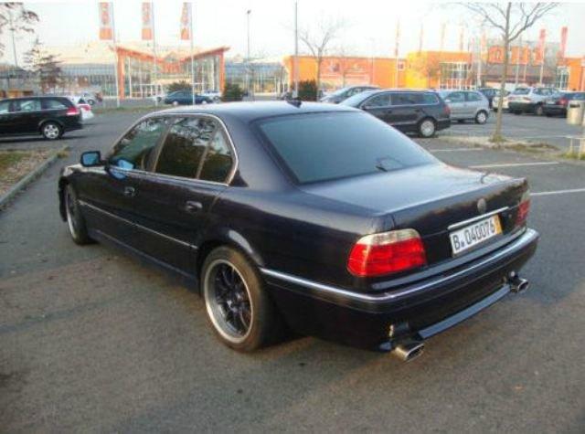 BMW E38 730i Kurzstory