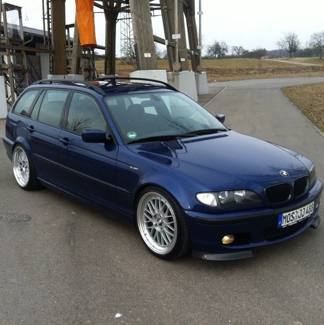 E46 Touring Edition 33 3er Bmw E46 Touring Tuning Fotos