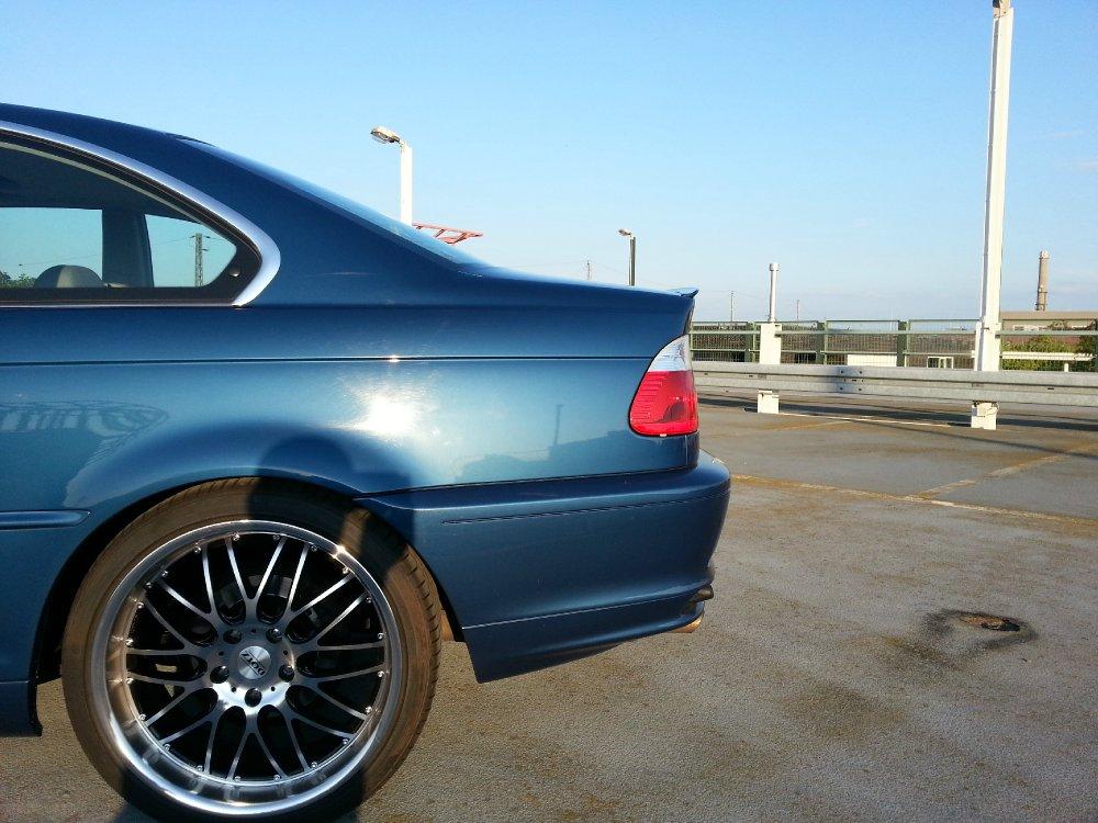 328Ci (ex 320Ci) in topasblau - 3er BMW - E46