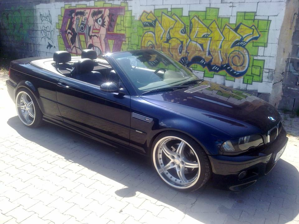 bmw e46 m3 cabrio smg 3er bmw e46 cabrio tuning. Black Bedroom Furniture Sets. Home Design Ideas