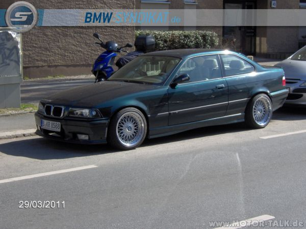Bmw E36 Compact Bbs rc E36 328i Coupe Bbs rc 090