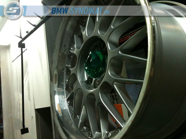 Mein Bayer - 3er BMW - E36