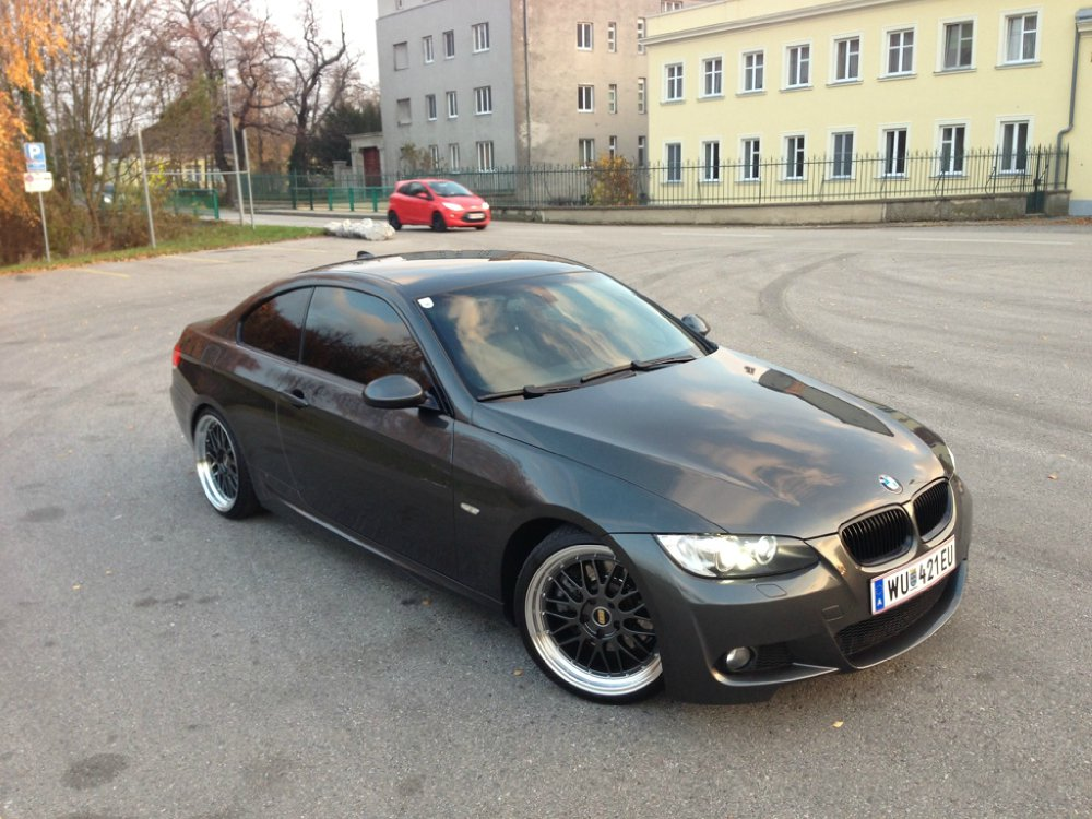 alex 39 s e92 330i bbs lemans 3er bmw e90 e91 e92 e93 coupe tuning fotos. Black Bedroom Furniture Sets. Home Design Ideas