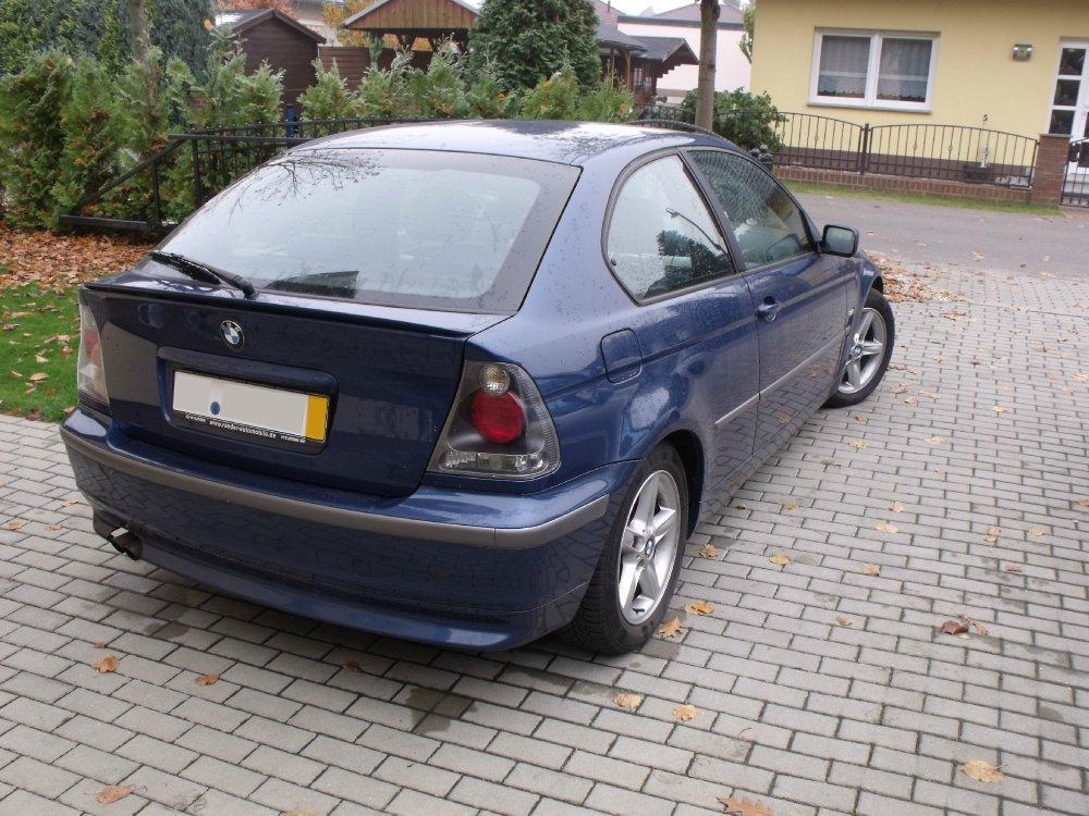325ti - Frontumbau - 3er BMW - E46