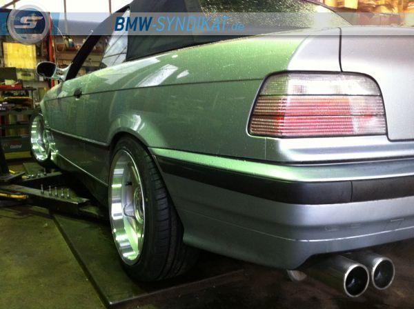 e36, 328i cabrio - 3er BMW - E36