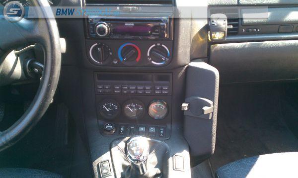 Mein Cossmosschwarzes 328i ///M QP - 3er BMW - E36