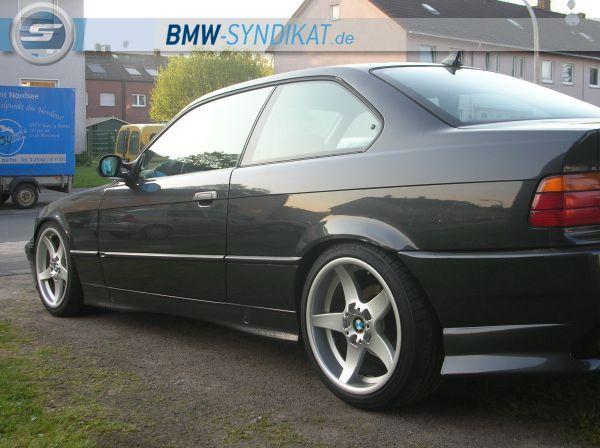 E36 318is QP - 3er BMW - E36