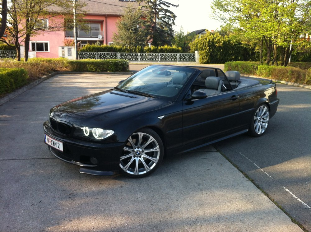 330ci cabrio m paket 3er bmw e46 storyseite 2. Black Bedroom Furniture Sets. Home Design Ideas