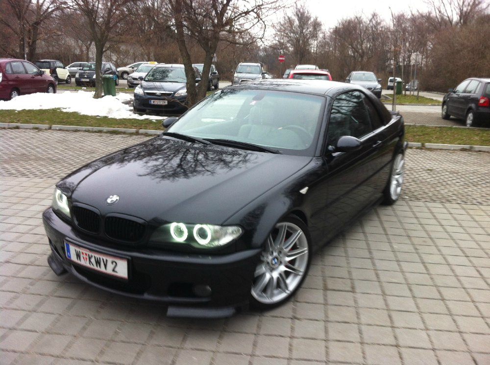 330ci cabrio m paket 3er bmw e46 cabrio tuning. Black Bedroom Furniture Sets. Home Design Ideas