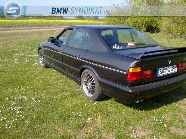 AC Schnitzer E34 5er BMW E34 quot Limousine quot Tuning Fotos