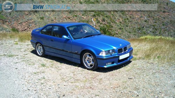 E36 M3 Evo 3.2 Coupe - 3er BMW - E36
