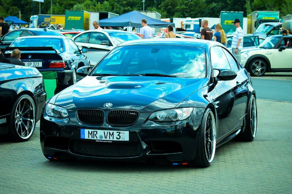 M3 E92  ...einer der Letzten seiner Art. - 3er BMW - E90 / E91 / E92 / E93