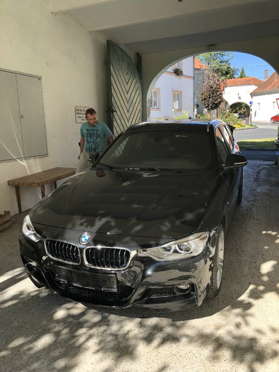 F31 Touring - 3er BMW - F30 / F31 / F34 / F80