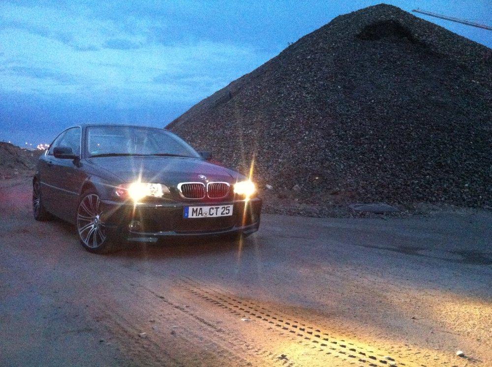 E46 323 CI ***Update: Bilder vom Autoradio - 3er BMW - E46
