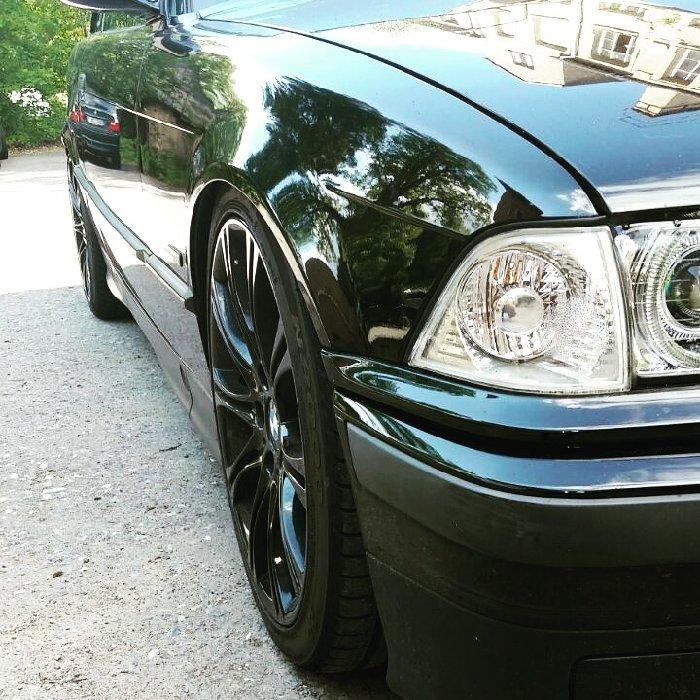 Mein Digger (E36, 318i Cabrio) - 3er BMW - E36