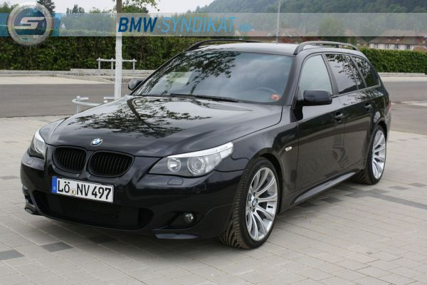 e61 530d m paket 5er bmw e60 e61 touring. Black Bedroom Furniture Sets. Home Design Ideas