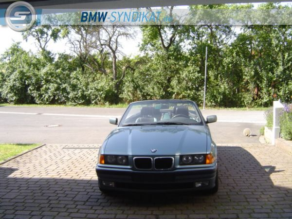Individual in Perfection... M328i Moreagrün - 3er BMW - E36