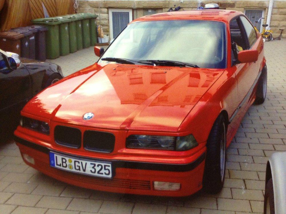 Bmw e36 turbo R6T - 3er BMW - E36