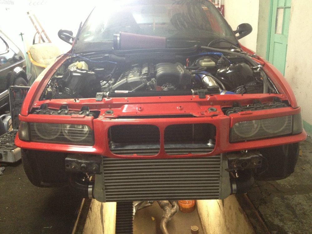 316i E36 Turbo Bmw E36 Turbo R6t 3er Bmw